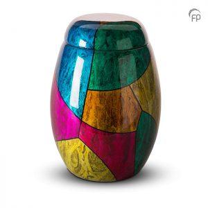 Laminátová urna