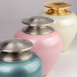 Kovové urny
