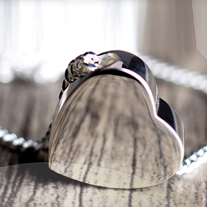 Šperky na popel