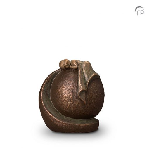 Keramická urna střední