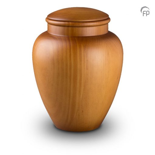 Dřevěná urna